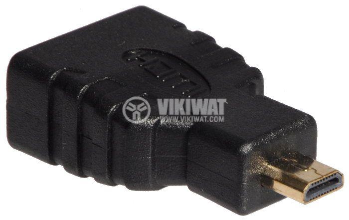 Преход, HDMI F-micro HDMI M - 2