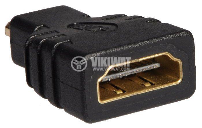 Преход, HDMI F-micro HDMI M - 3