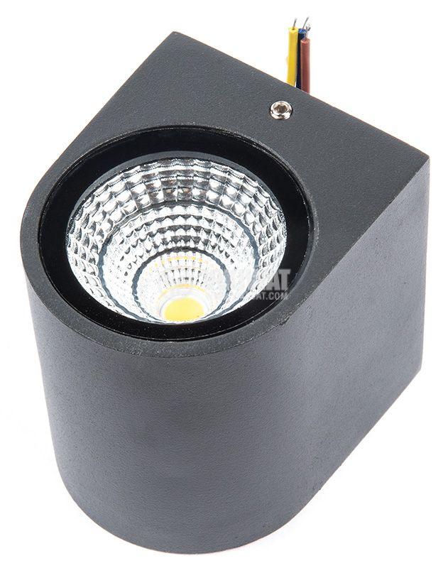 LED garden light RITA, 5W, 450lm. 3000K, IP65, BG40-00102 - 4