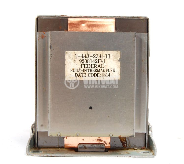 Ш - образен трансформатор 250 VA, 220 / 3 + 9 + 2 х 35 VAC - 2