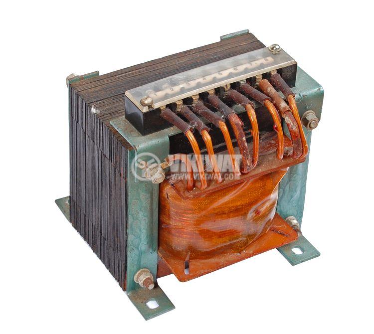 Shell Type Transformer 300 VA, 220/2 x 11.5 + 2 x 22 VAC - 2