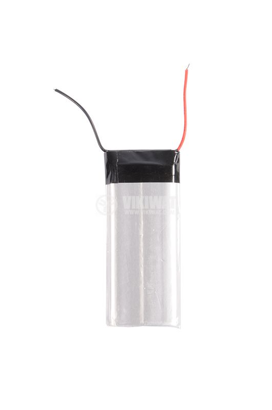 Rechargeable battery, 3.7V, 3000mAh, Li-Pol
