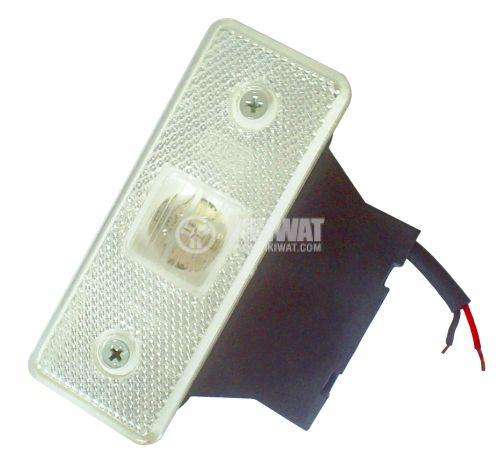 Auto lamp LED  24VDC, YUCE YP-02 - 1