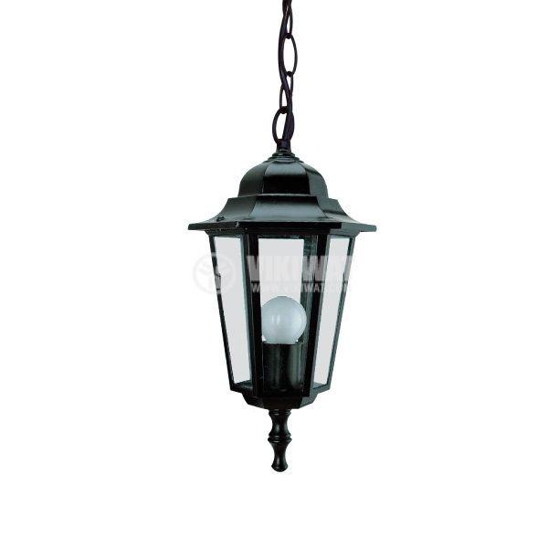 Градинска лампа Pacific Small 04, Е27, висяща - 1