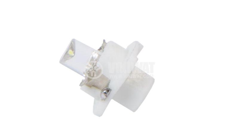 Автомобилна LED лампа BX8.4D 12VDC - 1