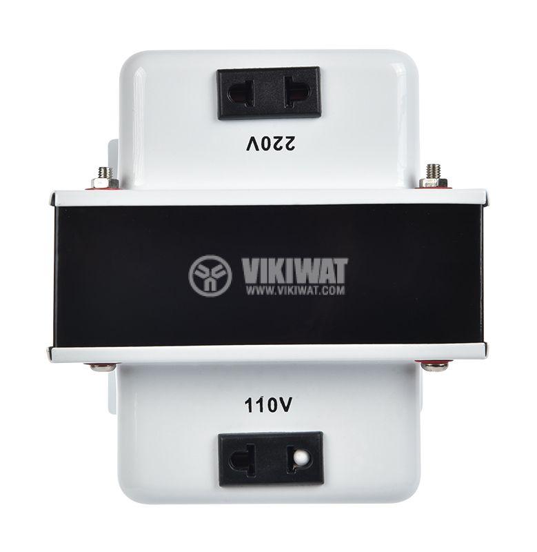 Converter, 1000W, 220VAC-110VAC, TC-1000 - 3