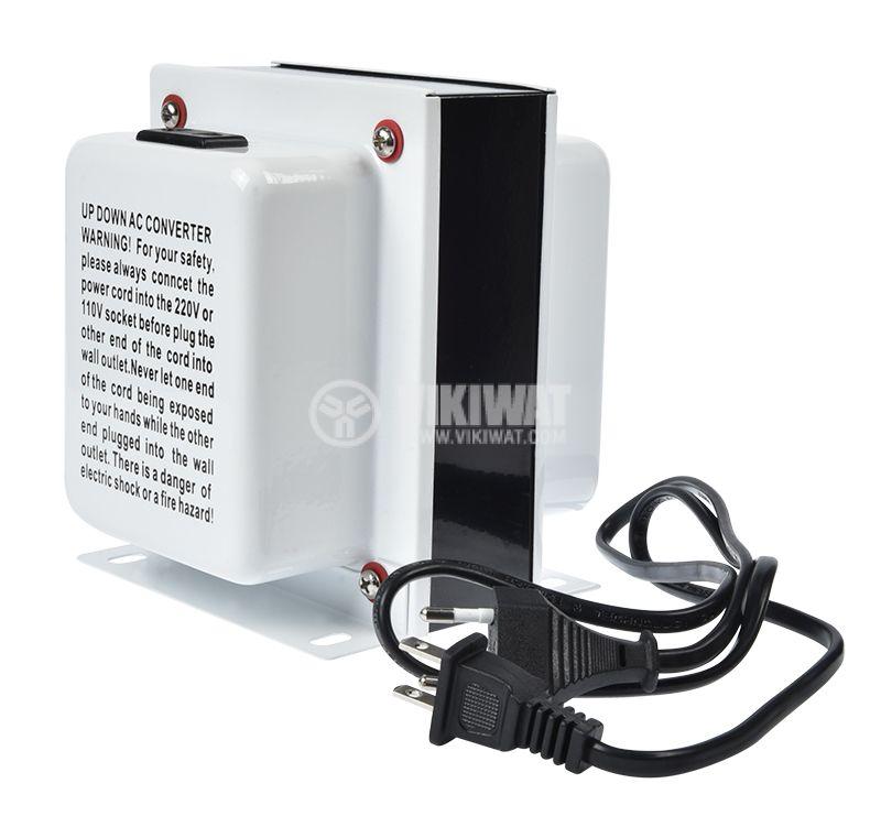 Converter, 1000W, 220VAC-110VAC, TC-1000 - 4
