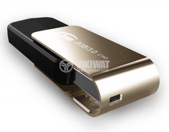 Флаш памет TEAM GROUP C143, 8GB, USB 3.0 - 2