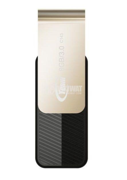 Флаш памет TEAM GROUP C143, 8GB, USB 3.0 - 1