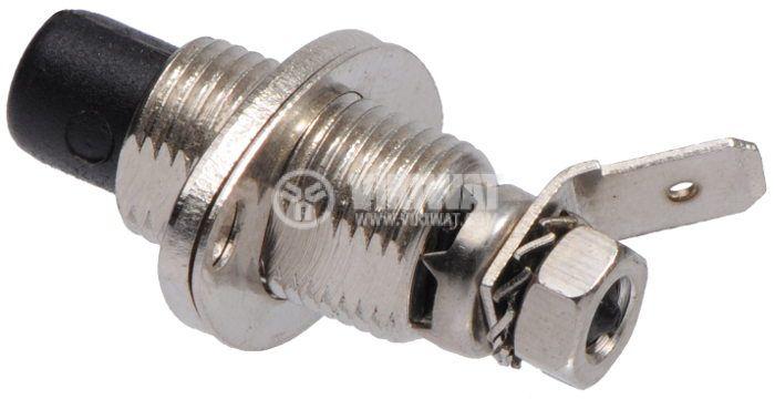 Irretentive Auto Button ASW-525 , NC, SPST - 3