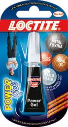 Instant Glue, Gel, Super Bond Power (2 g.)