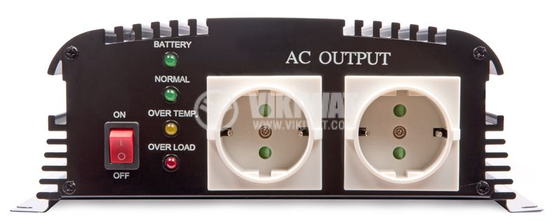 Инвертор A601-1000W-12V - 1