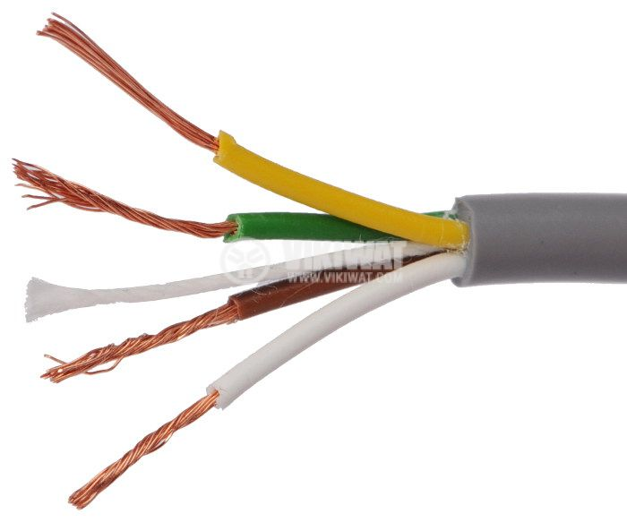 LIYY кабел 4x0.35mm2