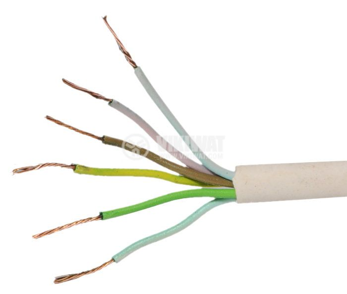LIYY кабел 6x0.14