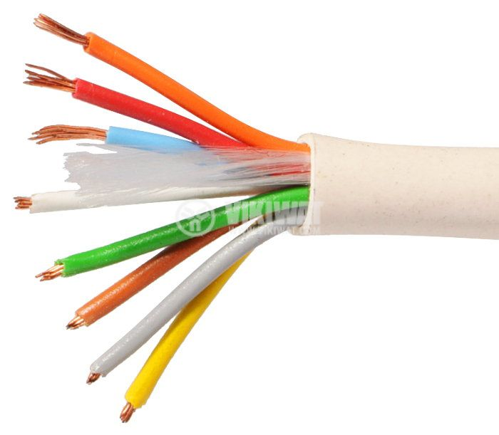 LIYY кабел 8x0.22