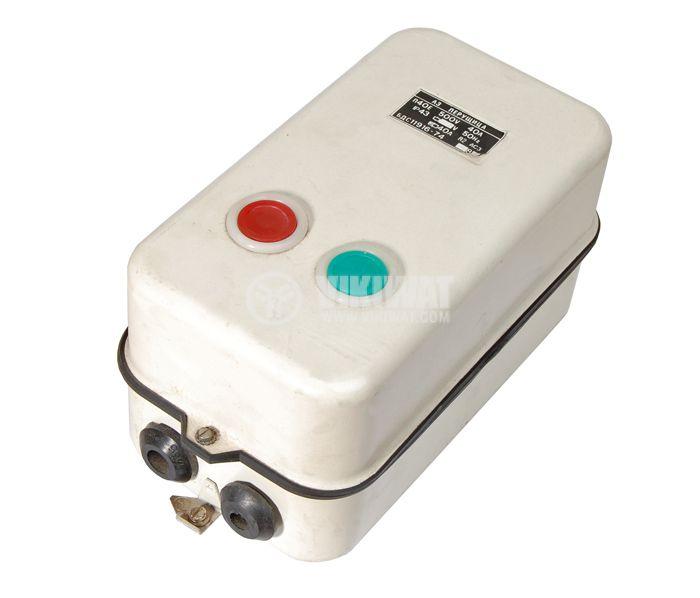 Motor Starter ТАХ 1-1.6А, 380 VAC, 1.4 A, 1-1.6 A - 1