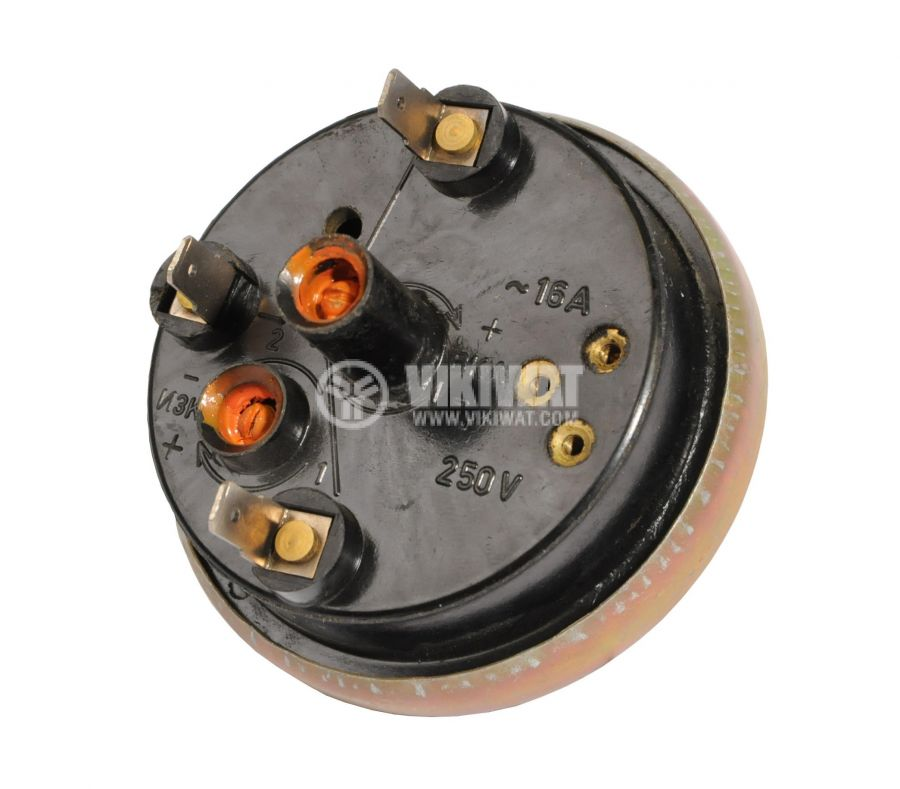 Water Level Pressure Switch HM-1, 1 level, NO+NC - 2