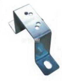 "Планка метална ""П""-образна за монтаж на електродвигател модел YJF-10 87x52x23mm"