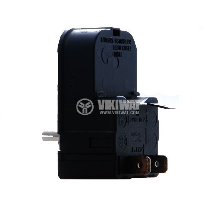 Таймер MI7, за микровълнова, електромеханичен, 2NO, 250 VAC, 16 A, обхват от 0 до 120 min - 1