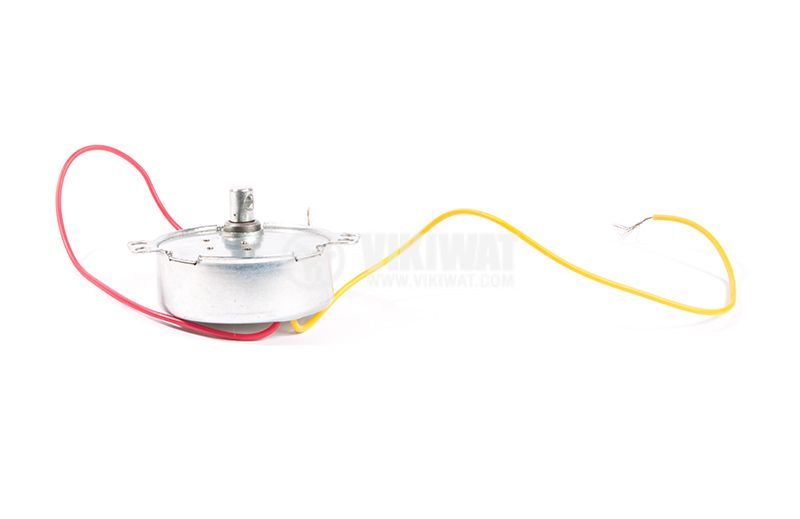 Synchronous elektorodvigatel, 220-240VAC, 50-60Hz, 4W, 3 / 3.6r / min - 2