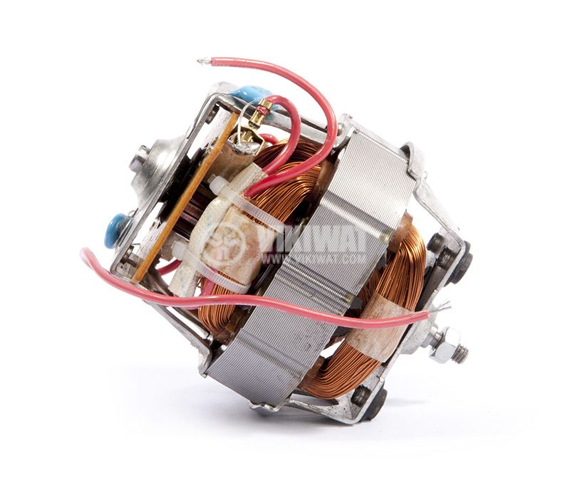 Electric Motor, 230VAC, 350W, 22000rpm - 1