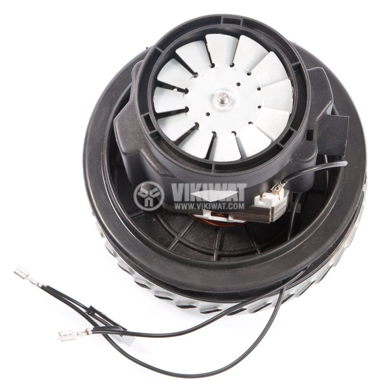 Electromotor for Vacuum Cleaners, YDC-09-1, 1300W, with board - 2