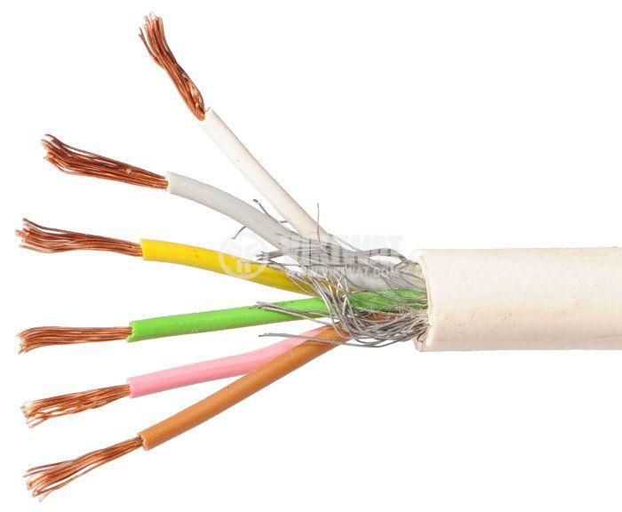LIYCY екраниран кабел 6x0.25mm2