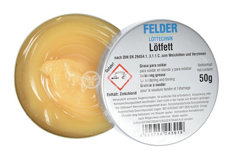 Soldering flux paste - 1
