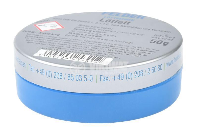 Soldering flux paste Lotfett - 3