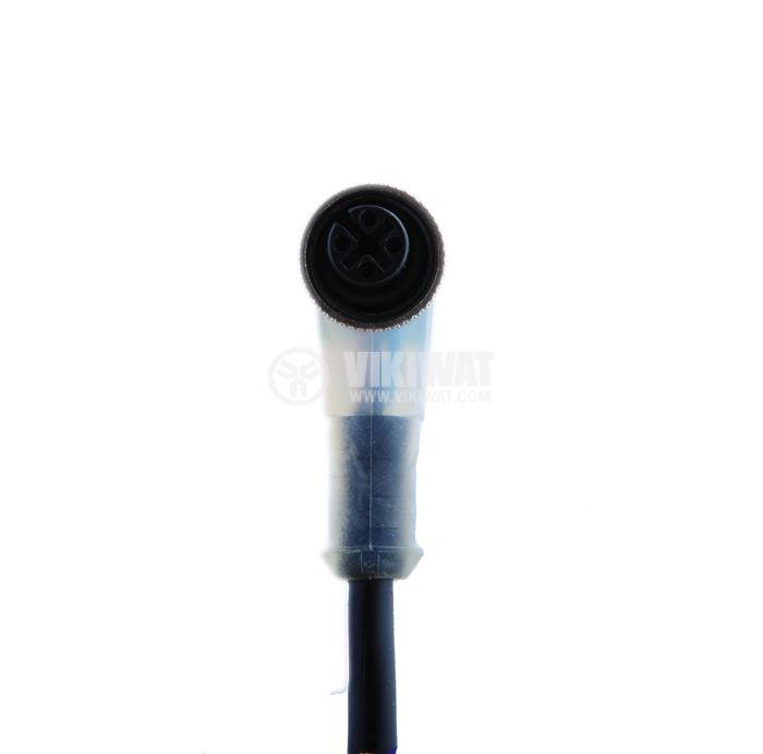 Cable for optical sensor XSZ P1340L5 L-shaped plug, 5m - 3