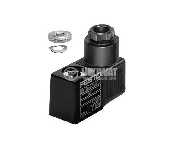Бобина за електромагнитен вентил, Festo MSFW-220, 220 VAC, 6VA, Ф8.3 mm