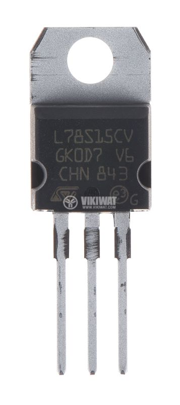 Интегрална схема 78S15 Линеен стабилизатор на напрежение;15V/2A