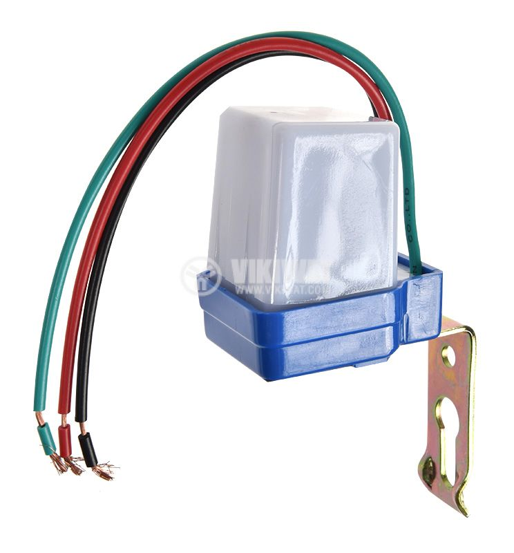 Automatic photoelectric switch, 10 A, adjustable   - 1