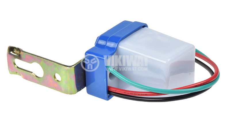 Automatic photoelectric switch, 10 A, adjustable   - 3