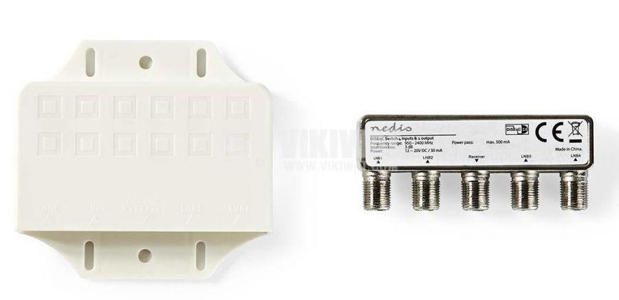 Сателитен ключ SSWI400WT - 1