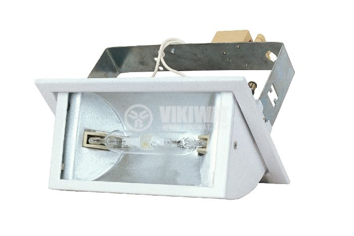 Metal halide fixtures for installation NLC2002-3, 220V, 150W, Rx7s - 2