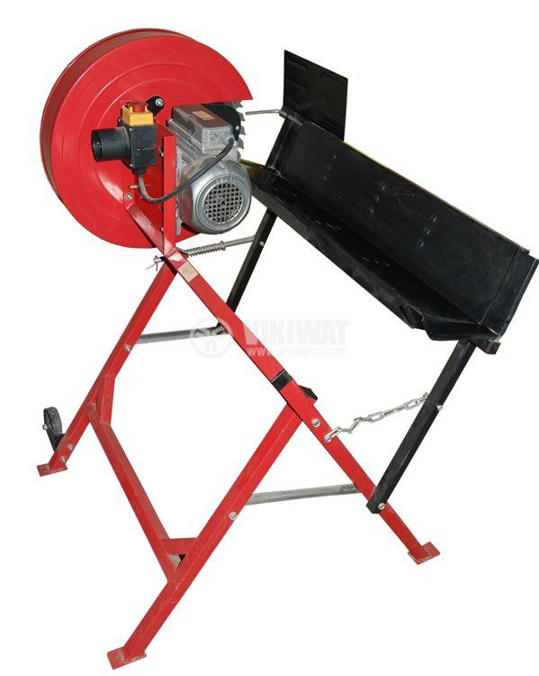 Циркуляри за рязане на дърва за огрев LS-450 - монофазен 220VAC/2600W - 1