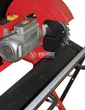 Циркуляри за рязане на дърва за огрев LS-450 - монофазен 220VAC/2600W - 2