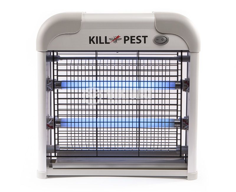 Electric mosquito killer lamp 2 x 6 W - 1