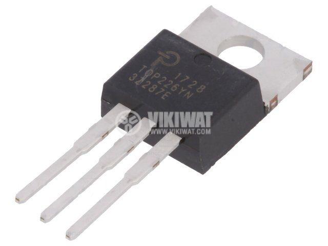 Интегрална схема TOP226YN PMIC AC/DC превключвател контролер SMPS