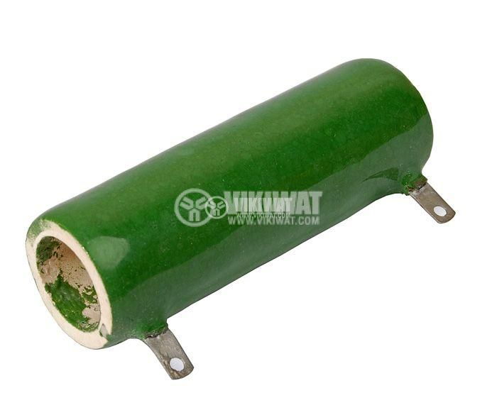 Резистор, керамичен, С-5-36В, 50 W, 27 Ohm - 1