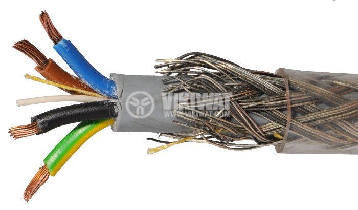 ТЧП екраниран кабел 4x0.75mm2