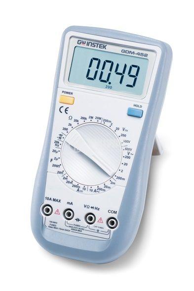 Digital Multimeter GDM 452,  True RMS - 1