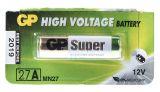 Alkaline Battery GP 27A 12V