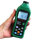 Цифров безконтактен тахометър MS6208B, до 19 999 RPM