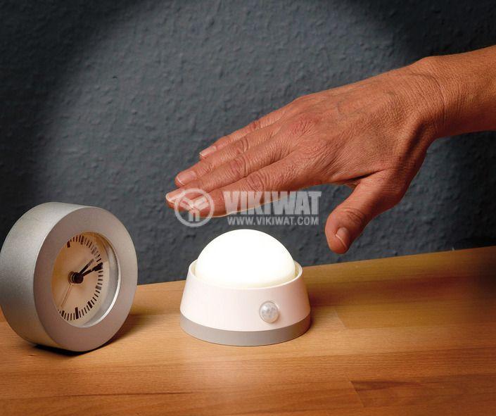 Лампа с батерии и pir датчик 60lm Brennenstuhl 1173290 - 2