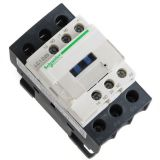 Contactor, three-phase, coil 380VAC, 3PST - 3NO, 12A, LC1K1210Q7, NO+NC