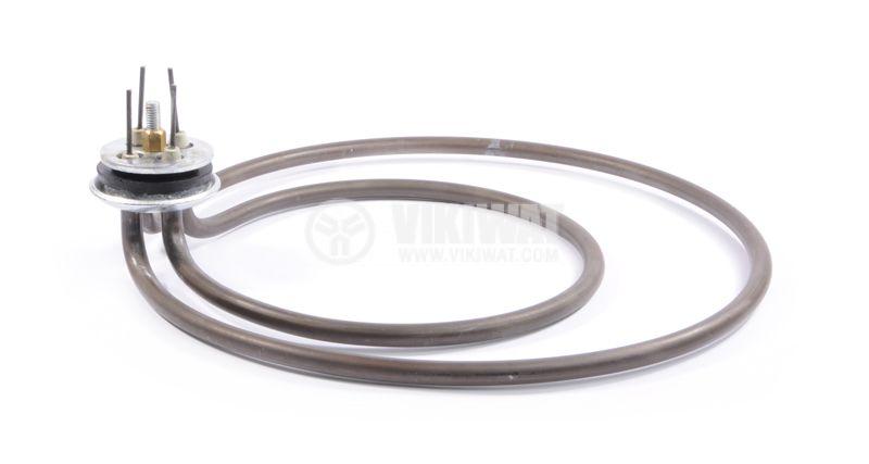 Round heater for 3000W 220VAC sterilizer - 1