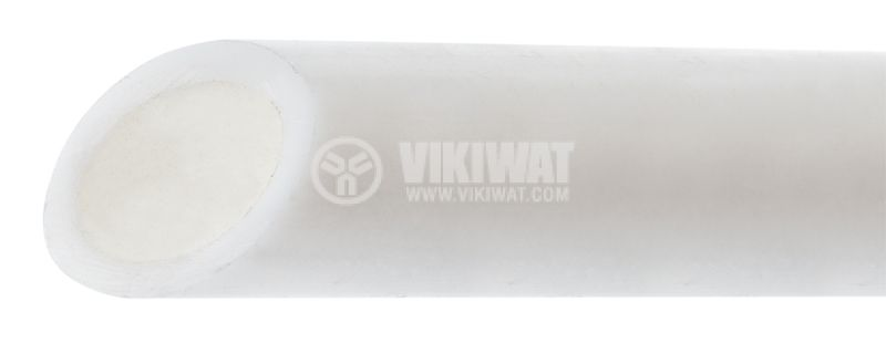 Plastic rigid tube Ф12mm, white - 2