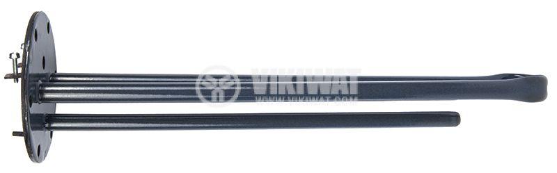Flange for boiler, circle, enamelled - 3